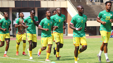 Photo of ZIFA names provisional Warriors squad for CHAN 2021