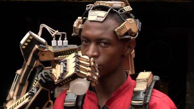 Photo of Kenyan inventors create bio-robotic arm controlled by brain signals