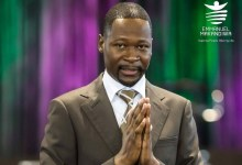 Photo of Makandiwa at it again, says he had a chat with Jesus about COVID-19