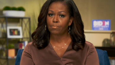 Photo of Michelle Obama wants 'infantile and unpatriotic' Trump permanently banned on social media