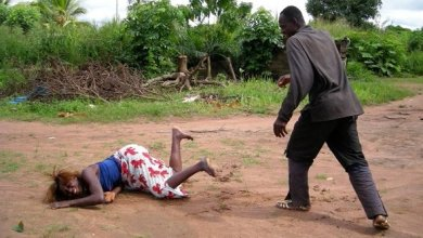 Photo of Man assaults, stones wife to death