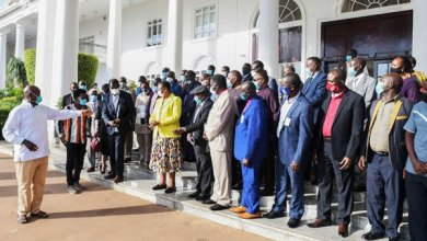 Photo of It's a sin to live with poor people, Museveni tells pastors