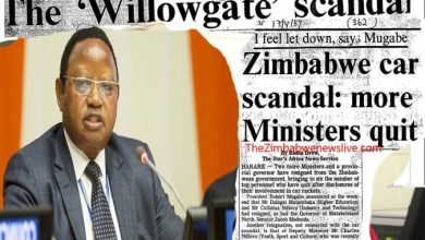 Photo of Willowgate scandal: Frederick Shava lies to Sandura Commission revisited