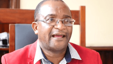 Photo of Mwonzora says he's MDC Alliance and won't join POLAD