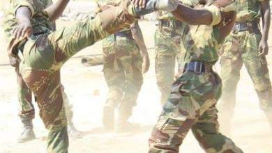 Photo of Man forges O-Level certificate in bid to join Zimbabwe army