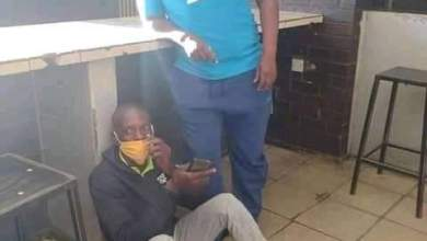 Photo of Drama as Passport Office 'runner' tries to squeeze a bribe from Minister Kazembe