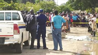 Photo of Gweru shooting: A third person has died