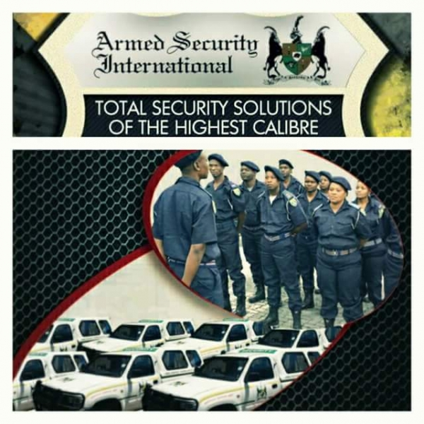International Armed Security Jobs