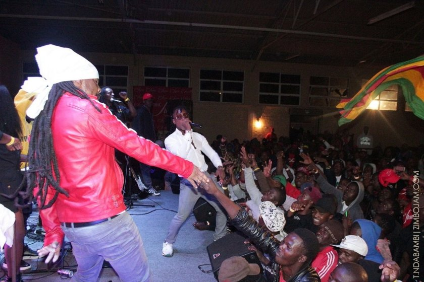 Turbulence and Epixode from Ghana PIC: T. NDABAMBI | ZIMBOJAM.COM