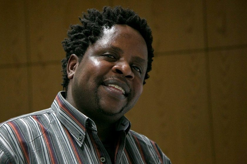 Chris Mlalazi, the writer of the play Blood Tongue. PIC: COURTESY OF ICORN.ORG
