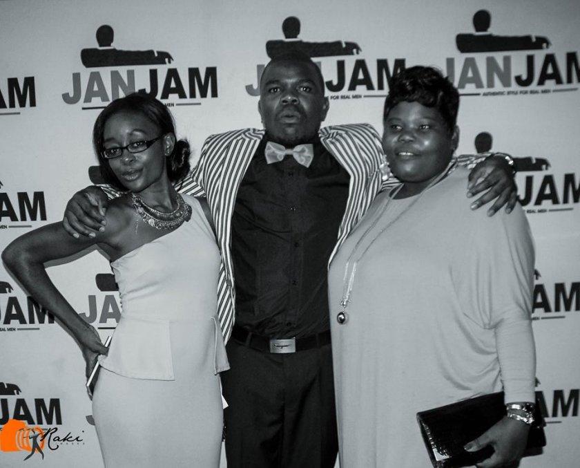 Skit gurus, Maggie, Comic Pastor and Gonyeti PIC: COURTESY OF RAKI IMAGES
