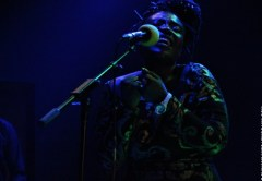 Vocal goddess, Tahle in action at Alliance Francaise. PIC: T. CHIHAMBAKWE | ZIMBOJAM.COM