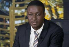 Zororo Makamba on set of the TWZ show PIC: COURTESY OF ZORORO