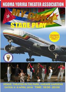 "MY CUBA"" STAGE PLAY @ Theatre In The Park 
