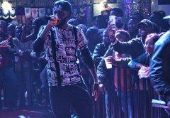 King Takura performing at his album launch. PIC: T. CHIHAMBAKWE | ZIMBOJAM.COM
