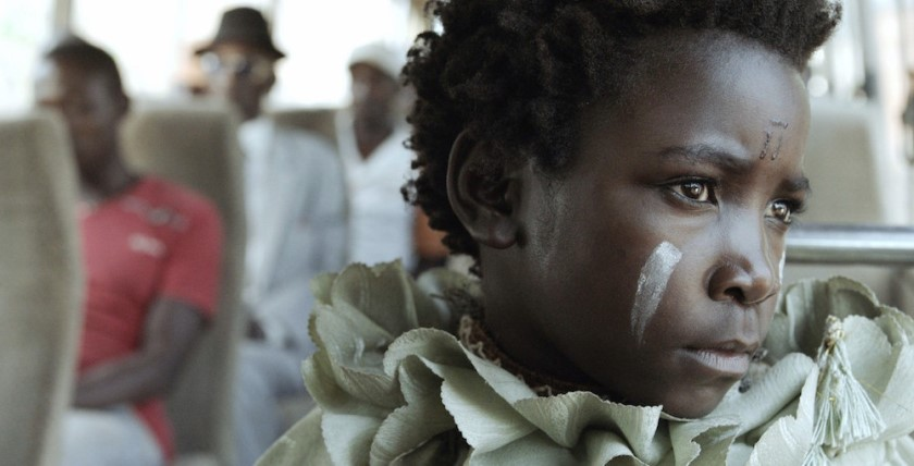 "A scene from a film showing at the EU Film Festival Zimbabwe ""I am a witch"""