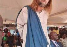 The man behind 'fake Jesus Christ'