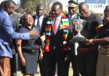 Mnangagwa calls for innovation in agric