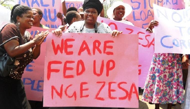 Zimbabwe starts importing 400 MW from Eskom