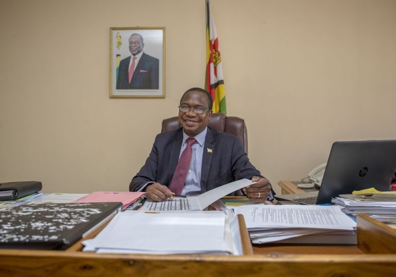 Zimbabwe has a plan to end 20-year standoff with creditors