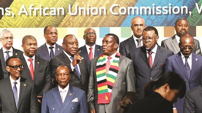 Zim open for investment - Mnangagwa