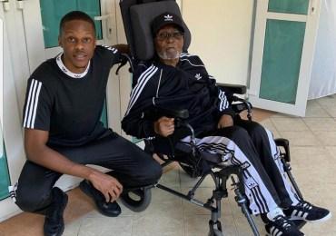 Mugabe recovering but Mnangagwa urges nation to pray for him