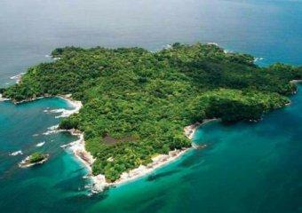 Uebert Angel buys 140 acre island