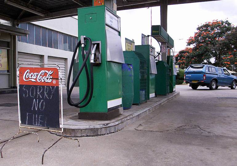 Zimbabwe increases petrol prices by more than 25%