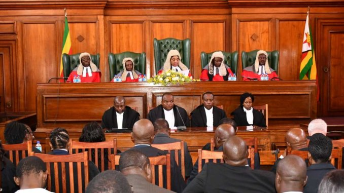 2018 Presidential election challenge: Full judgment released