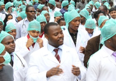 Govt deploys student doctors in hospitals as crisis persists