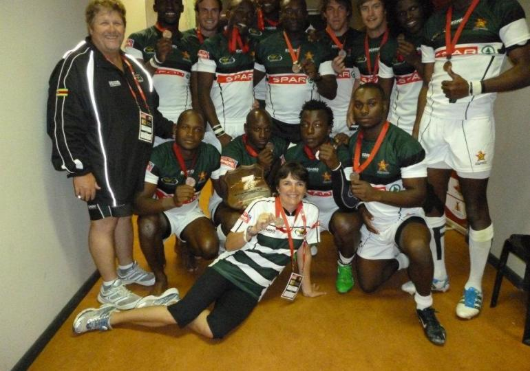Rugby Boss Tapiwa Mangezi promoting prostitution