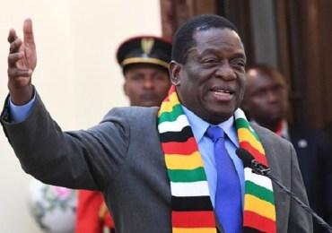 Mnangagwa goes on leave for three weeks
