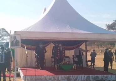 LIVE BLOG: PRESIDENT COMMISSIONS ZUPCO BUSES