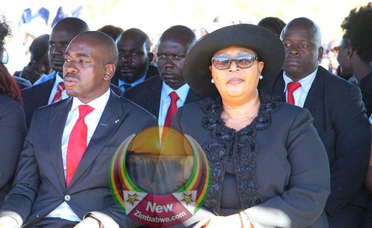 Court stops Khupe's Faction from replacing MDC Alliance MPs