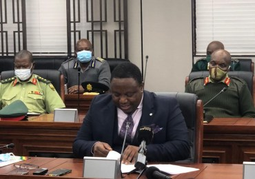 "Zim govt dismisses rumours of ""imminent coup"", instead blames ""merchants of discord"""