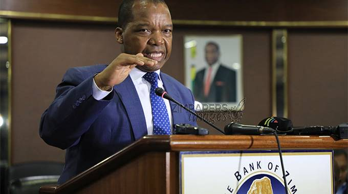 RBZ adjusts rate to support forex auction system
