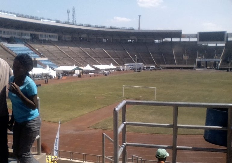 JUST IN: Red flag raised over Mucheke Stadium