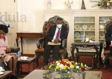 Ambassador Mphakama Mbete: Ramaphosa's Envoy Didn't Snub Opposition