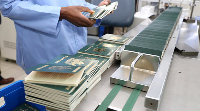 Registrar General's office dismisses fake passport news