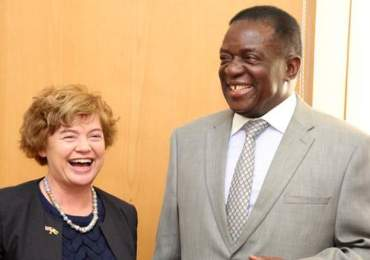 Mnangagwa faces new UK sanctions