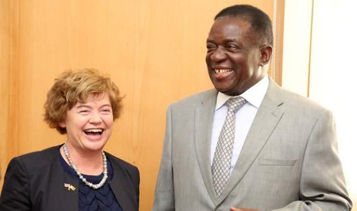 Mnangagwa faces new UK sanctions