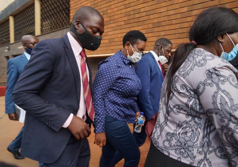 Henrietta Rushwaya's High Court bail bid flops
