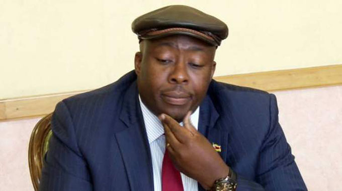Zimbabwean Government asks South Africa to extradite former minister Kasukuwere