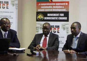 Chamisa barred from attending MDC-T Congress