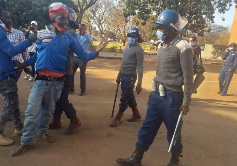 MDC Alliance's Youth Assembly calls for the release of youth leader
