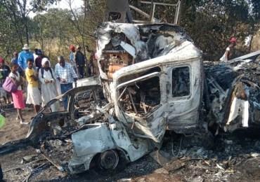 Seven perish in head-on collision along Harare-Mutare Highway