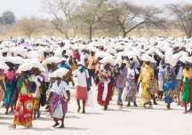 Deputy Minister Kambamura praises Prophet Uebert Angel for feeding thousands in Sanyati