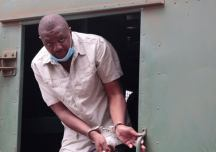 Chin'ono bail appeal ruling tomorrow