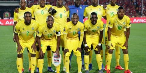 Zimbabwe's Warriors arrive in Algeria