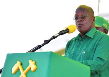 Tanzania's Magufuli Wins Landslide Re-election